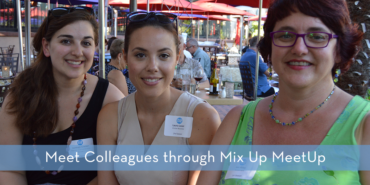 Mix Up MeetUp