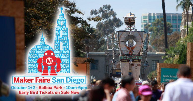 Maker Faire San Diego 2016 Press