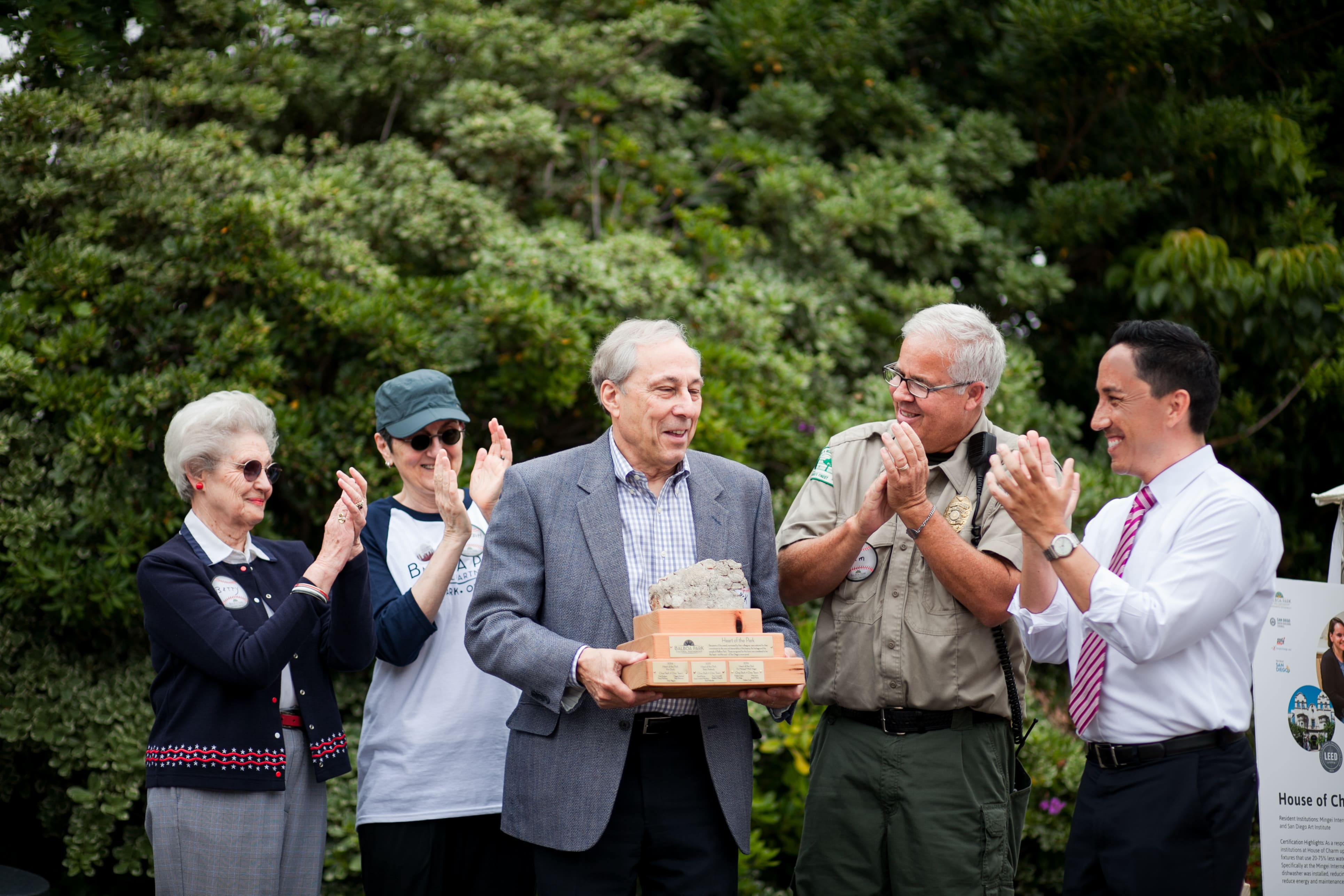 Heart of the Park; Dr. Michael Hager