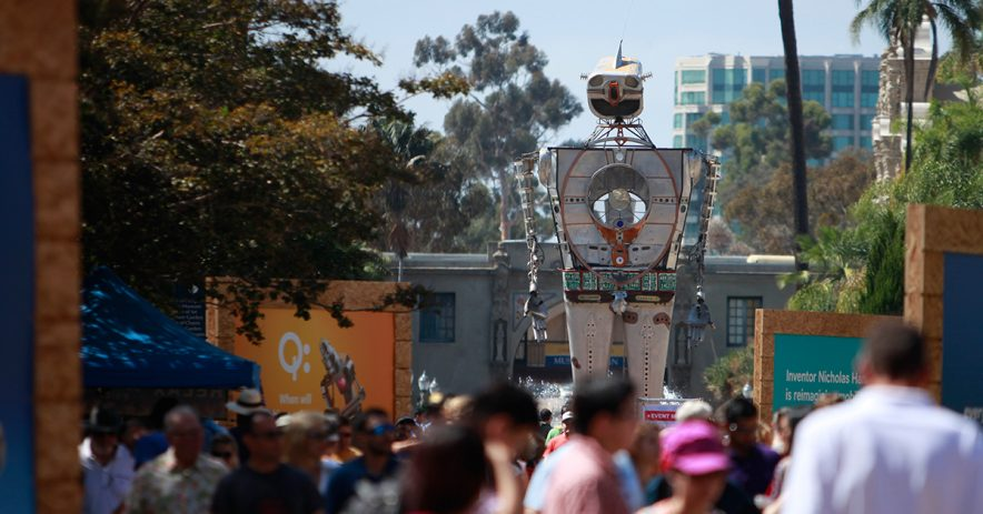 Maker Faire San Diego 2016