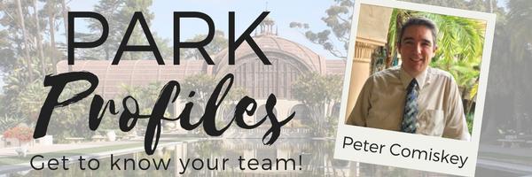 Park Profiles - P. Comiskey