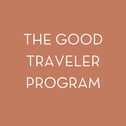 The Good Traveler Program