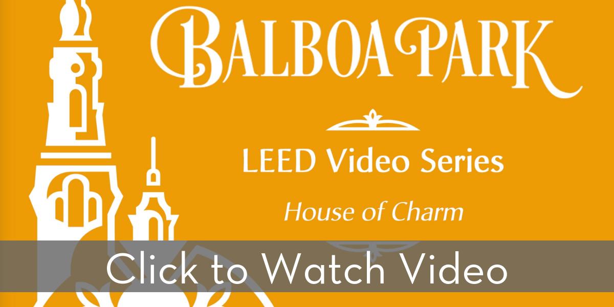 Leed Certifications Balboa Park Cultural Partnership